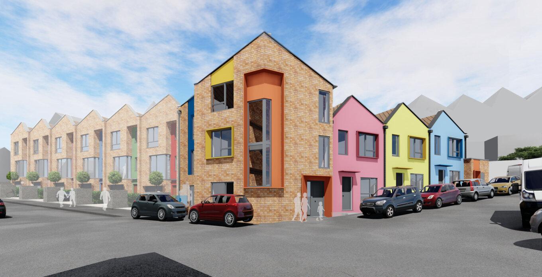 Planning Achieved for Bathwell Road, Bristol