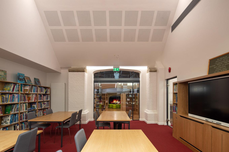 Summer Fields School Library Enters SLA Enterprise Awards