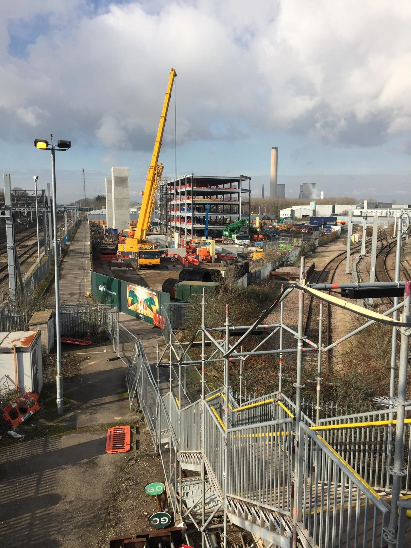 New Multi-Storey for Didcot Station