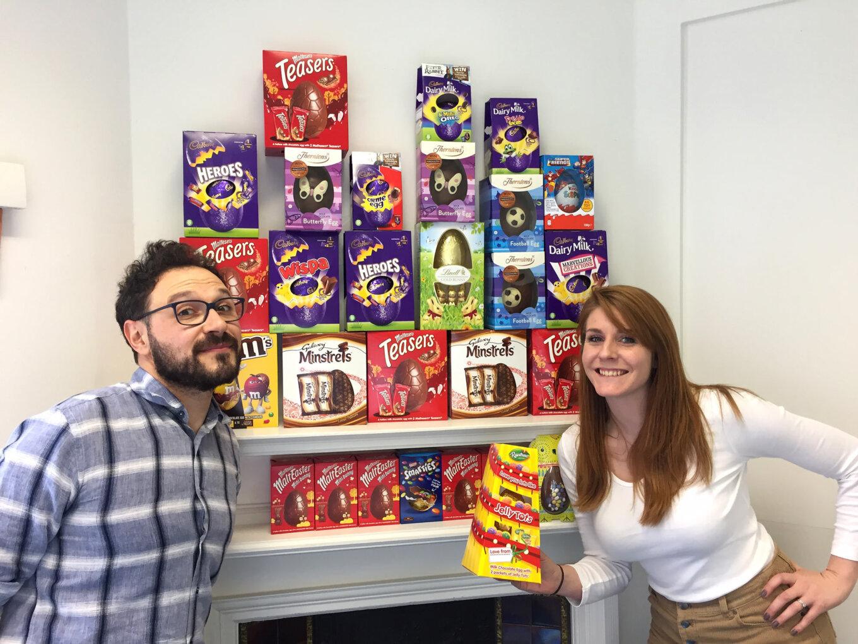 Children's Easter Egg Charity
