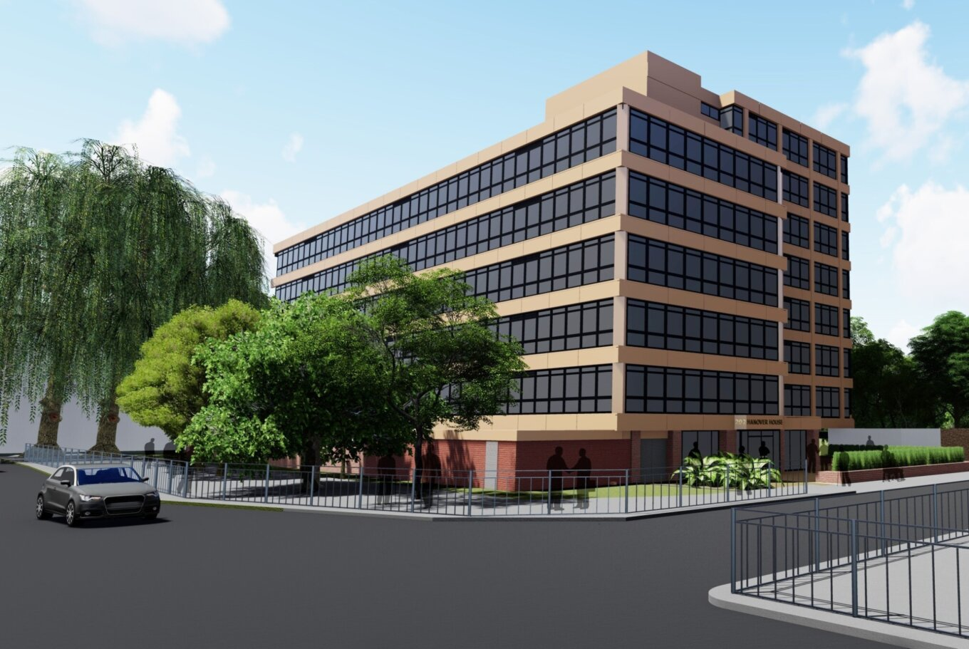 Hanover House Planning Consent Granted