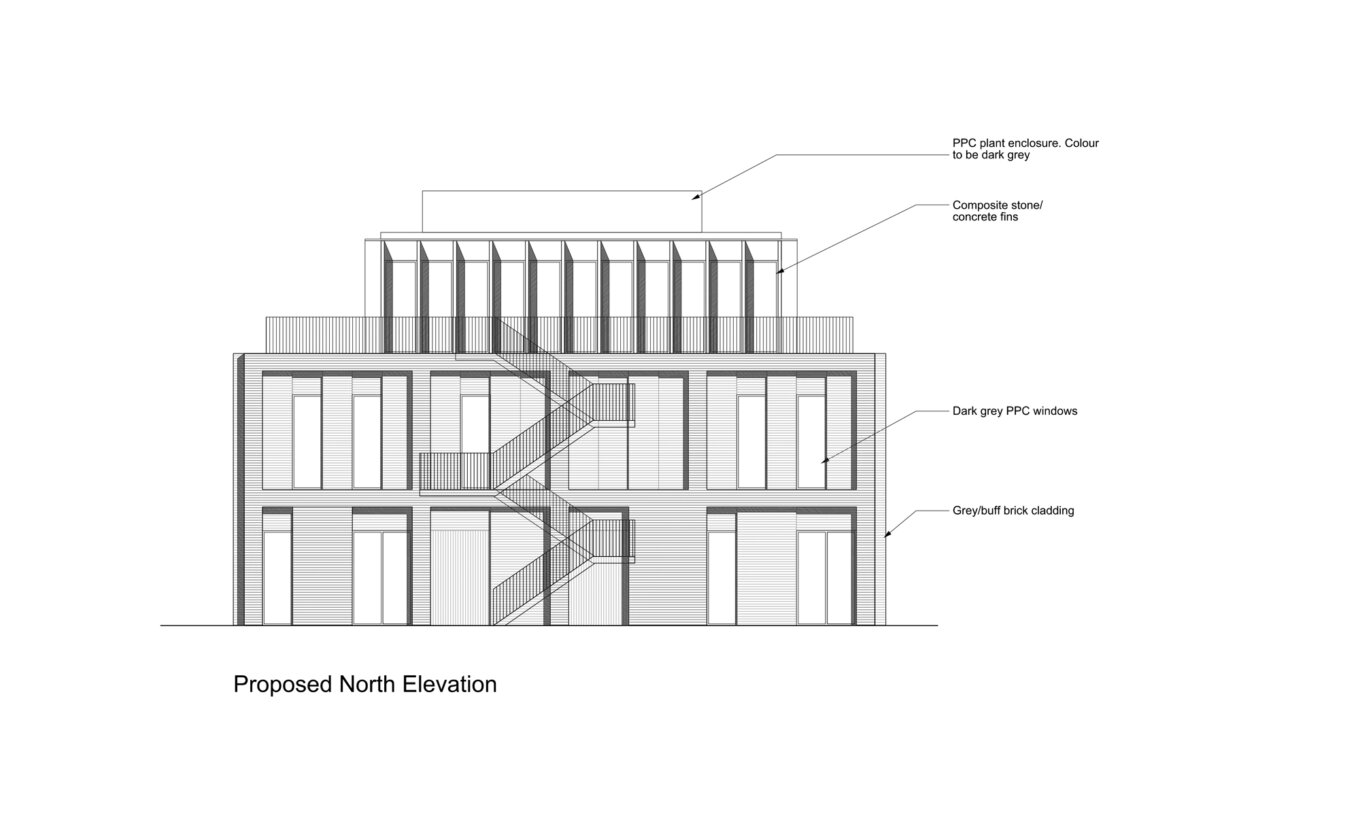 Planning Permission Received for NSF International Office Building