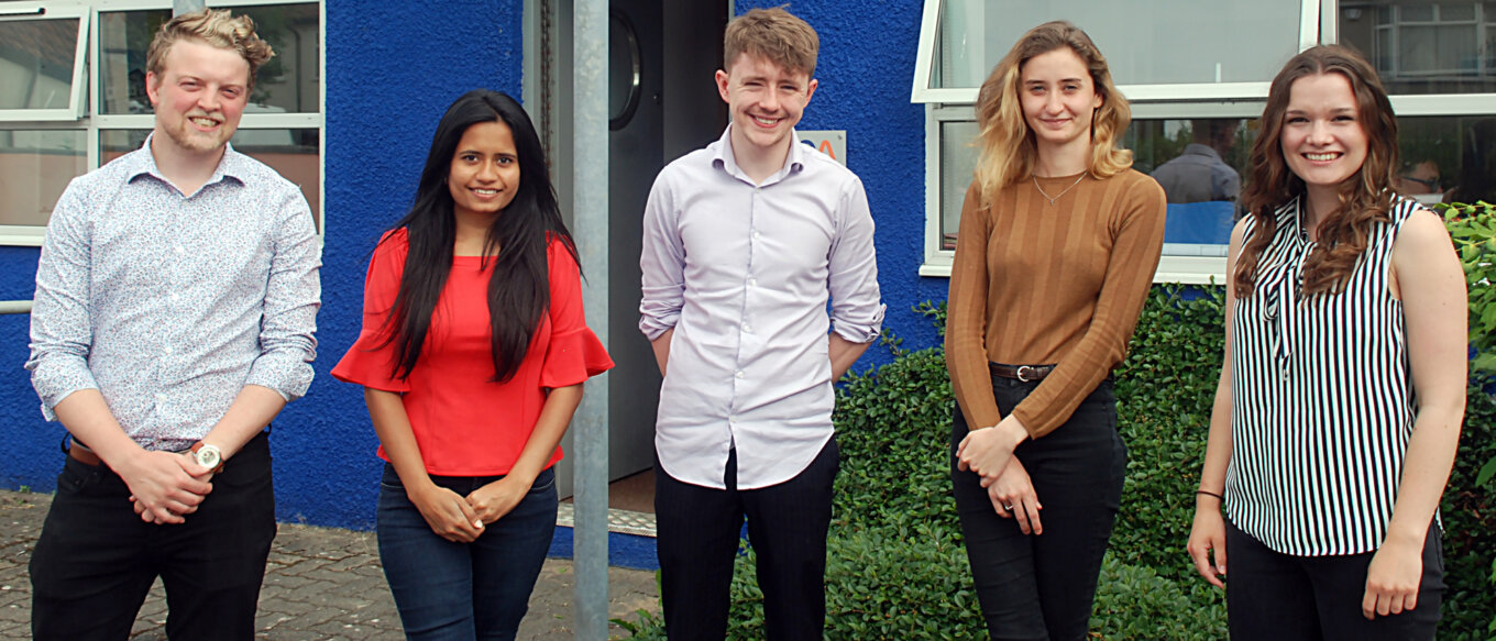 Five New Faces at OA