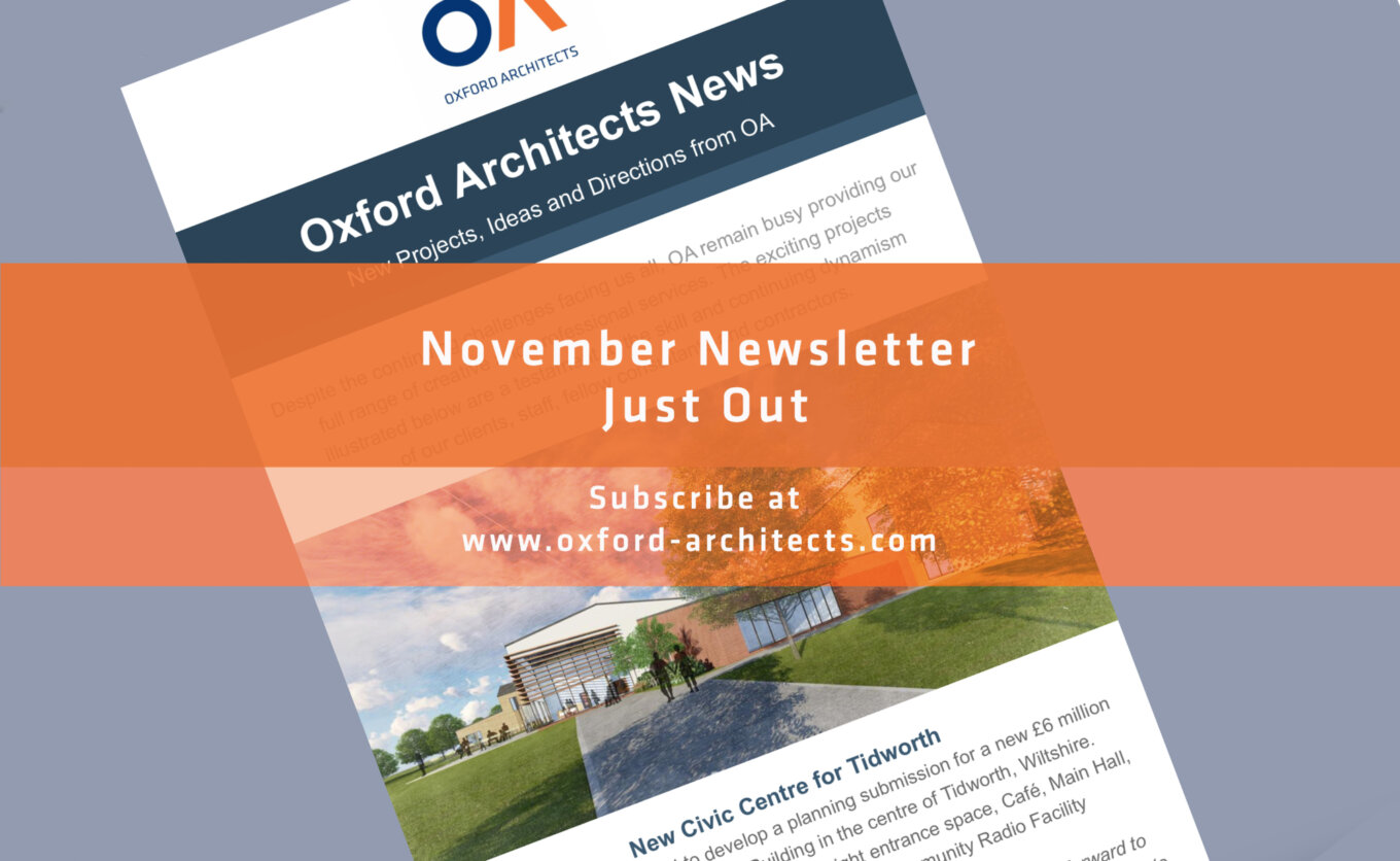Latest Newsletter Just Out