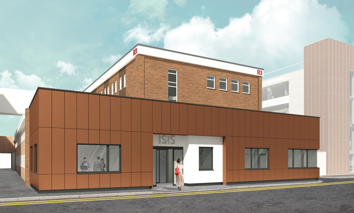 Planning Granted for R3 Extension