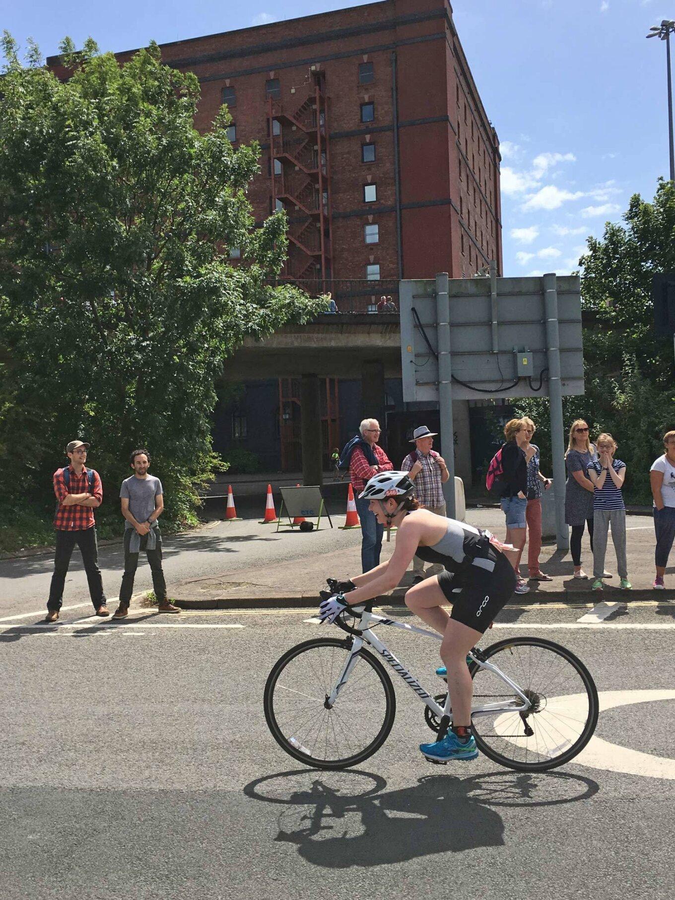 Harbourside Triathlon Success