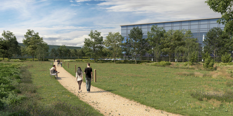 Swindon Science Park Progressing