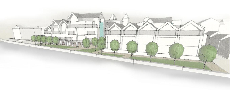 Tiverton Riverside Housing Scheme