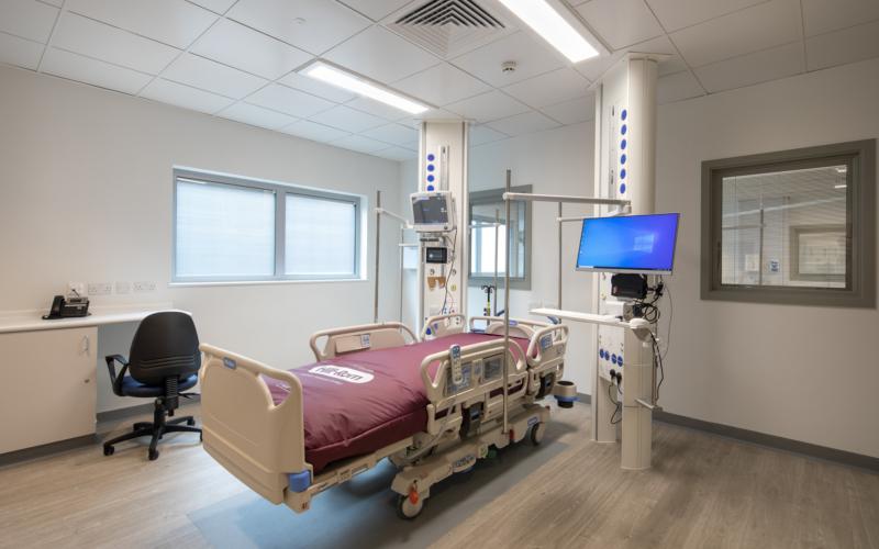 Hillingdon Hospital ICU