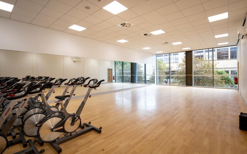Indoor Sports Centre