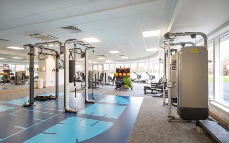 Sports Ball Hall, Fitness Suite & Dance Studio