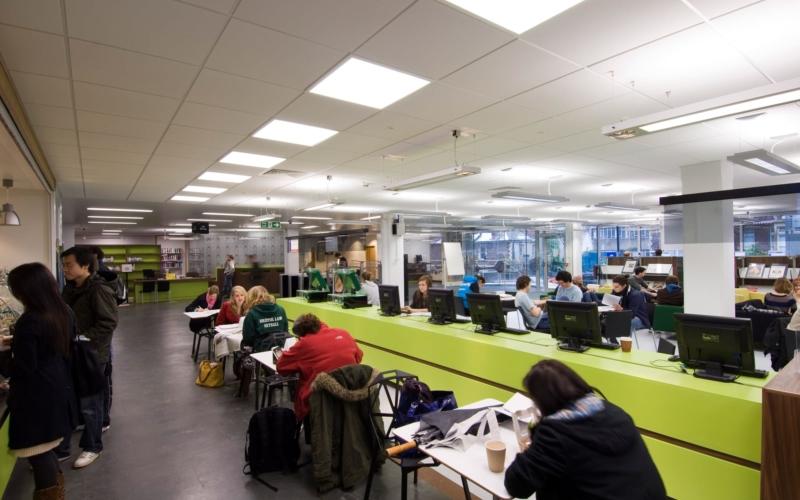Arts & Social Sciences Library, University of Bristol