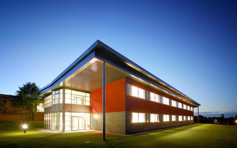 English & Media Studies Building