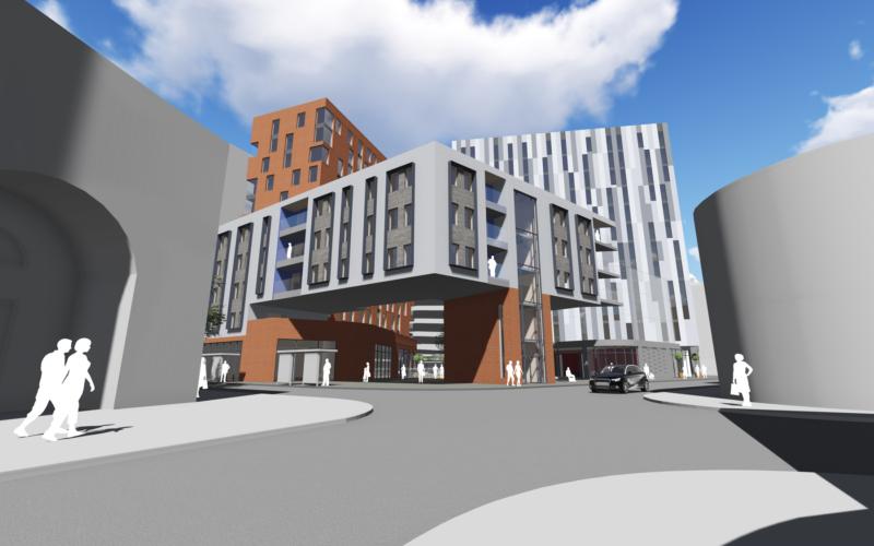 New Bridewell Street