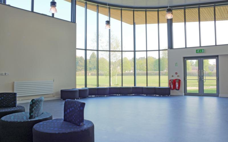 The Gallery, Bewdley High School