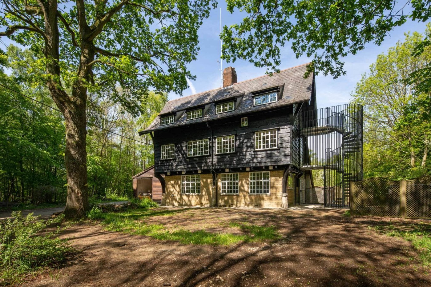 The Chalet Wytham Woods