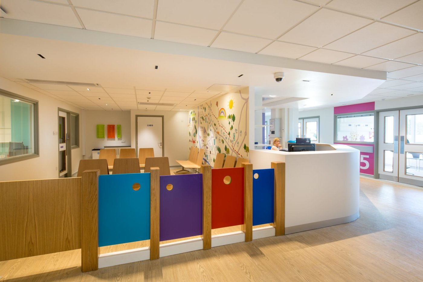 New Paediatric A&E Department