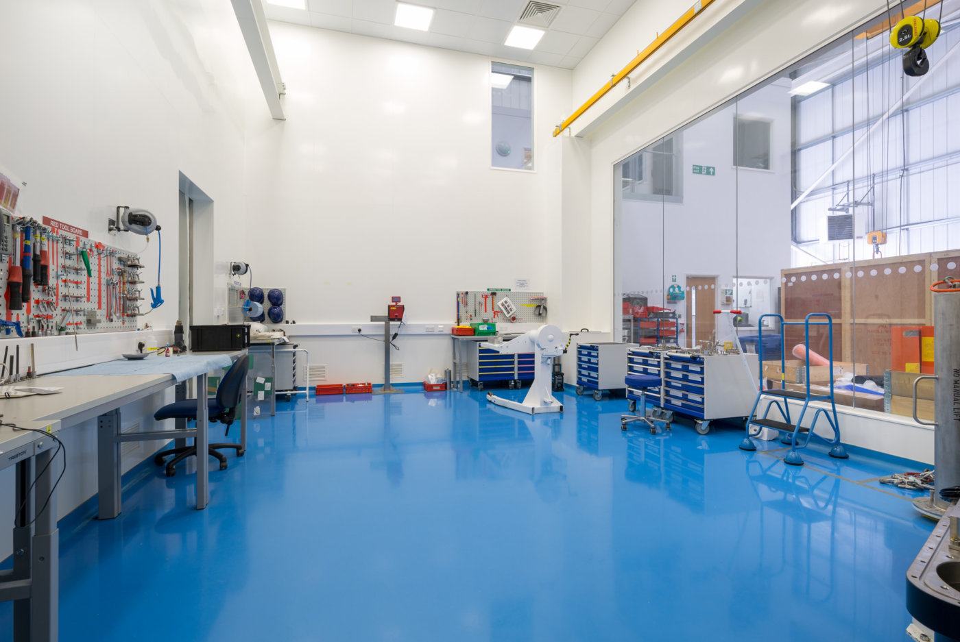 Clean Labs Facility