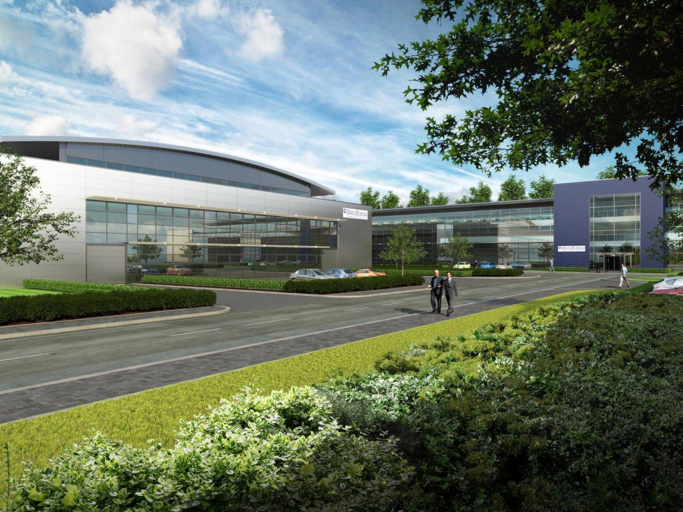 Owen Mumford Pharmaceuticals Headquarters