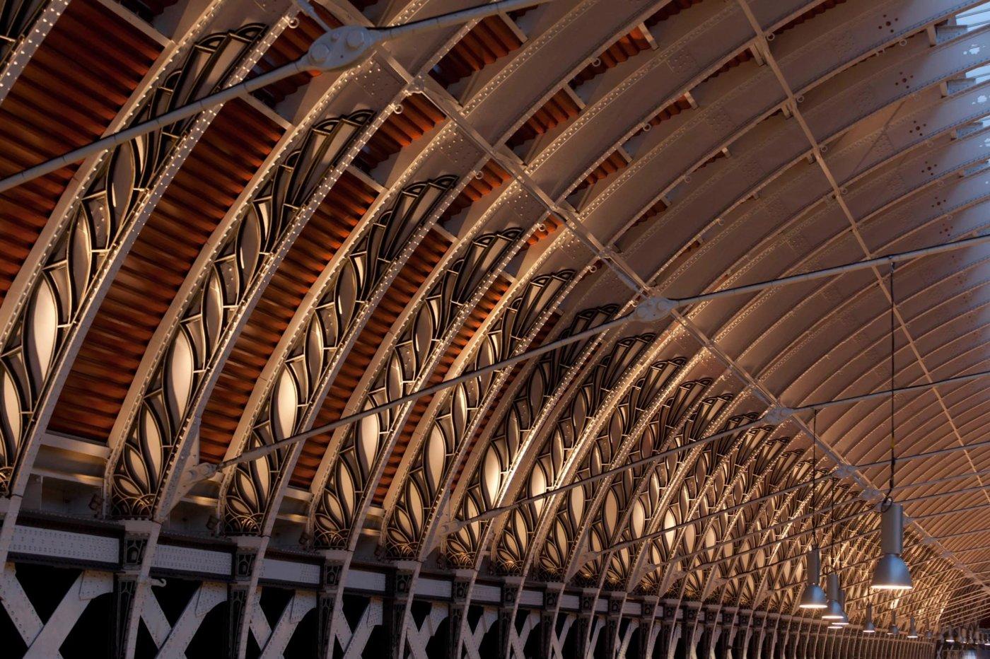 Spans 1, 2, 3 & 4 Paddington Station