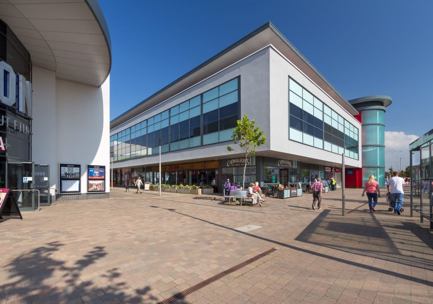 The Eastgate Centre