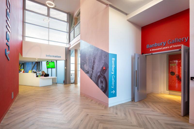 New Look Banbury Museum