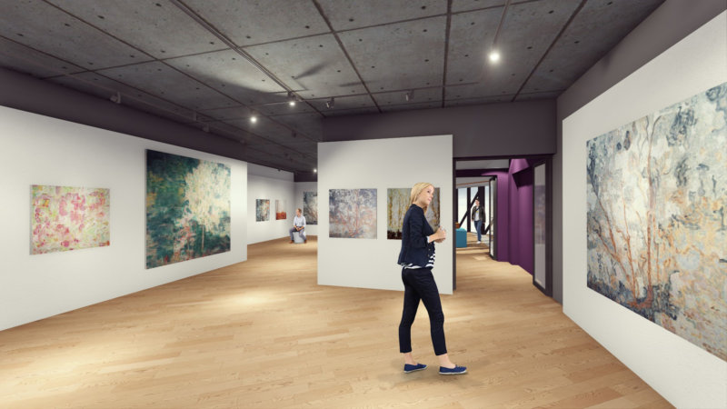 New Gallery at Banbury Museum