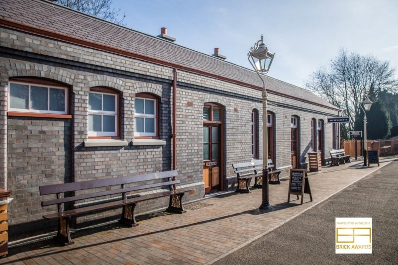Shortlisted for the 2019 Brick Awards