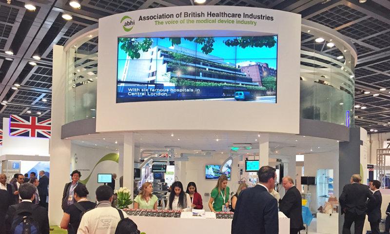 Successful Visits to Arab Health in UAE