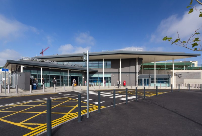 New Cardiff Stations Open for Rugby World Cup