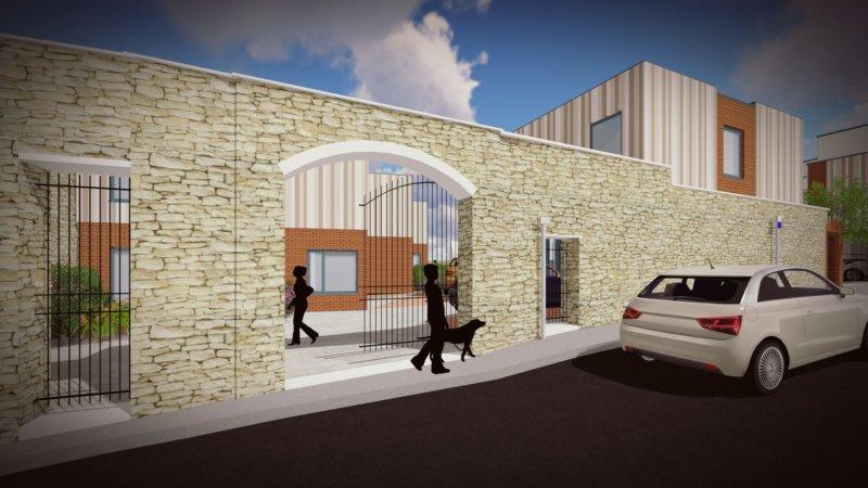 Improving Kingswood High Street