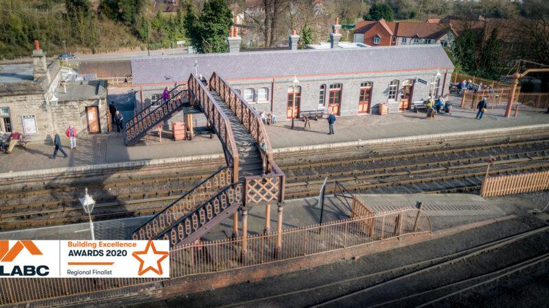 Bridgnorth Station Shortlisted for LABC Award