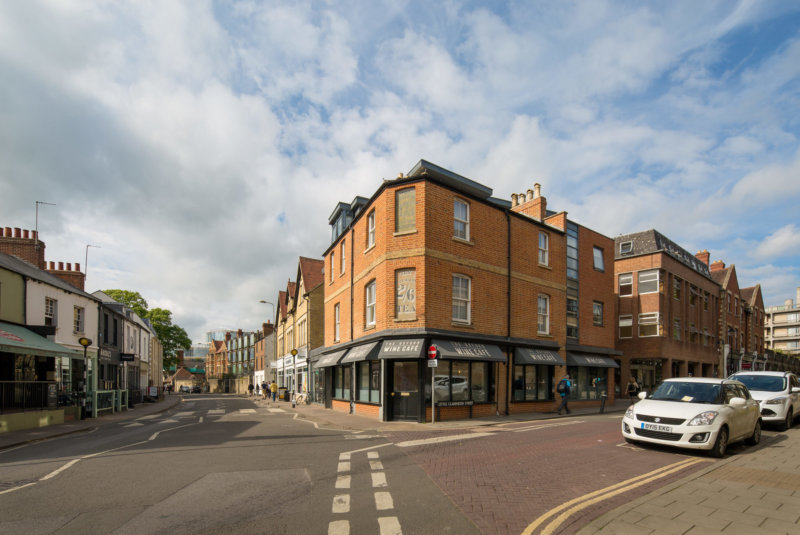 Little Clarendon Street, Walton Street