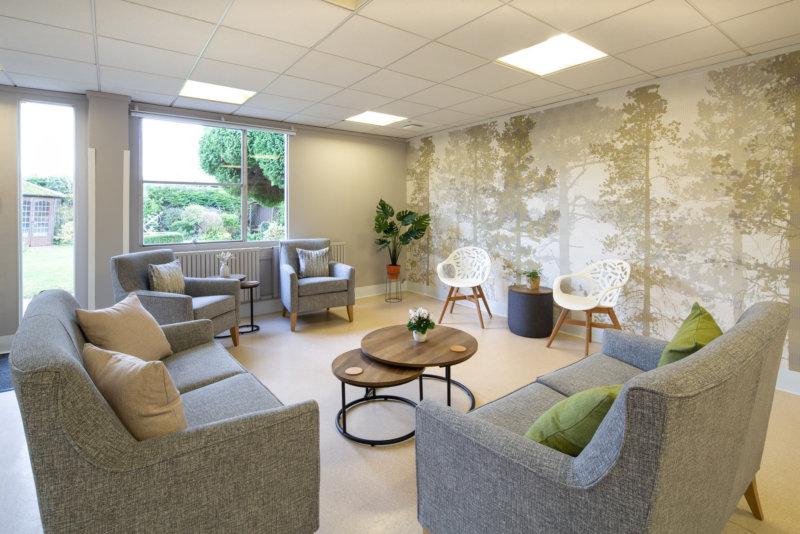 Harlington Hospice Rejuvenated