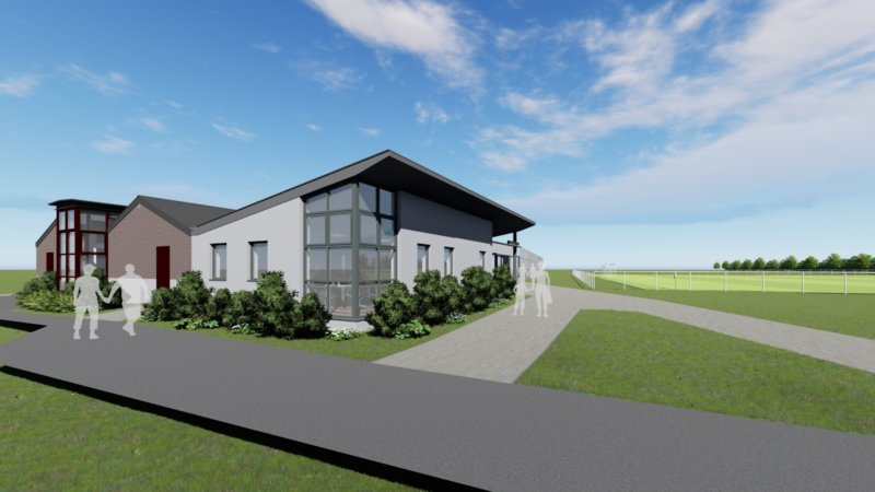 New Community Asset in Planning