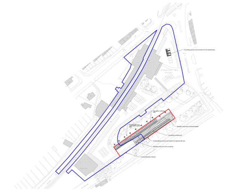 Surface Car Parking, Station Commercial Project Fund