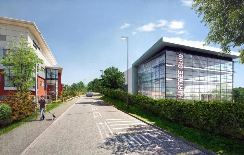 Computer Centre, Daresbury