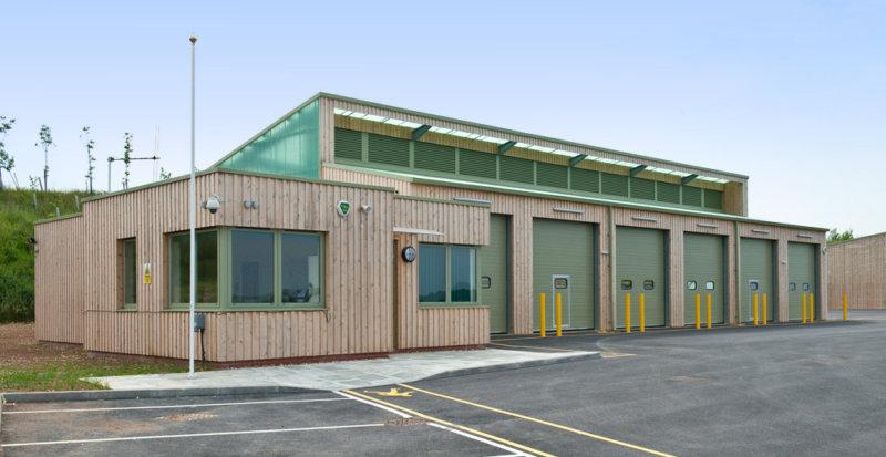 Salt Storage & Distribution Facilities